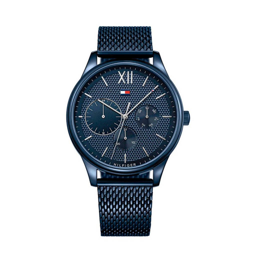 Tommy Hilfiger horloge - TH1791421, Blauw