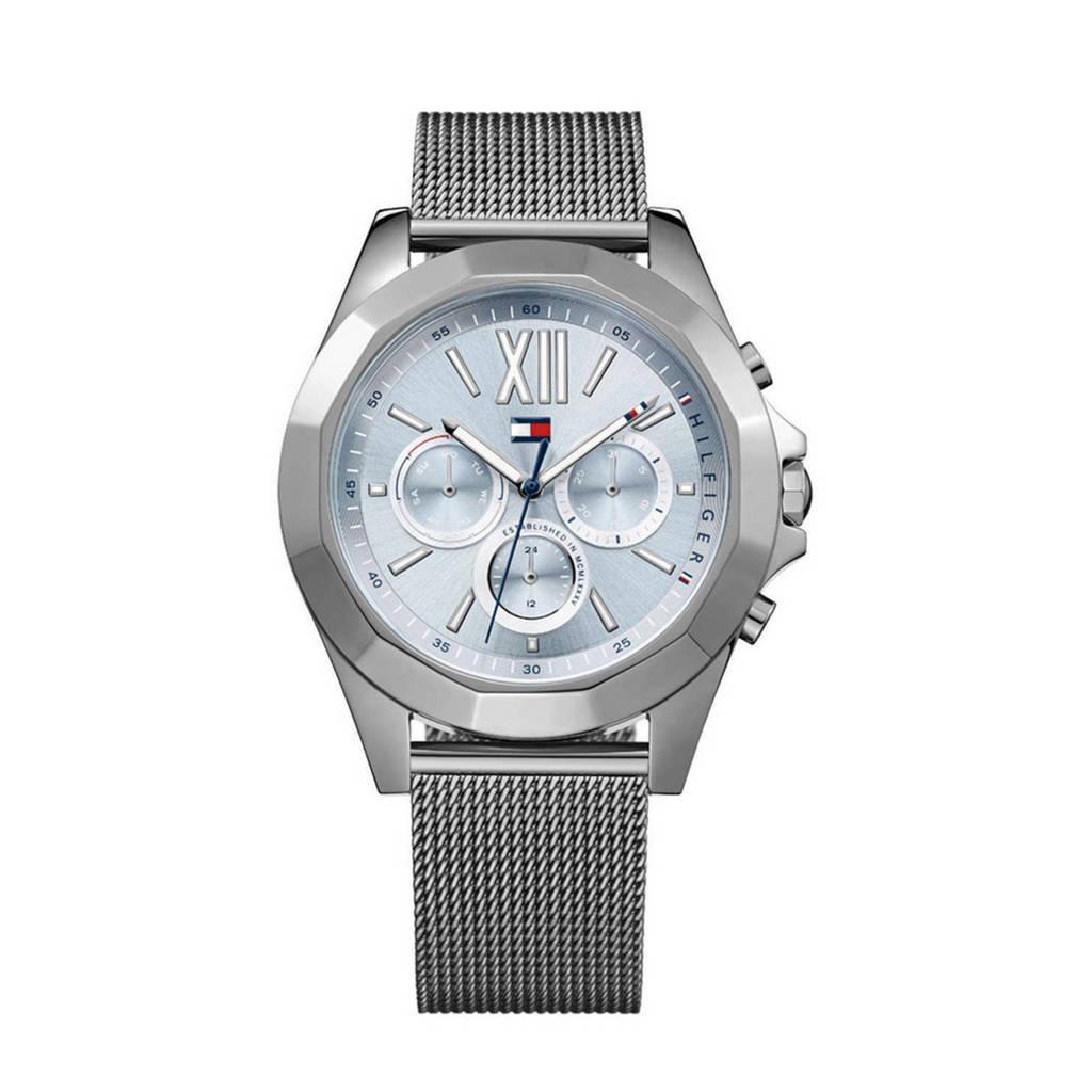 Tommy Hilfiger horloge - TH1791421, Zilver