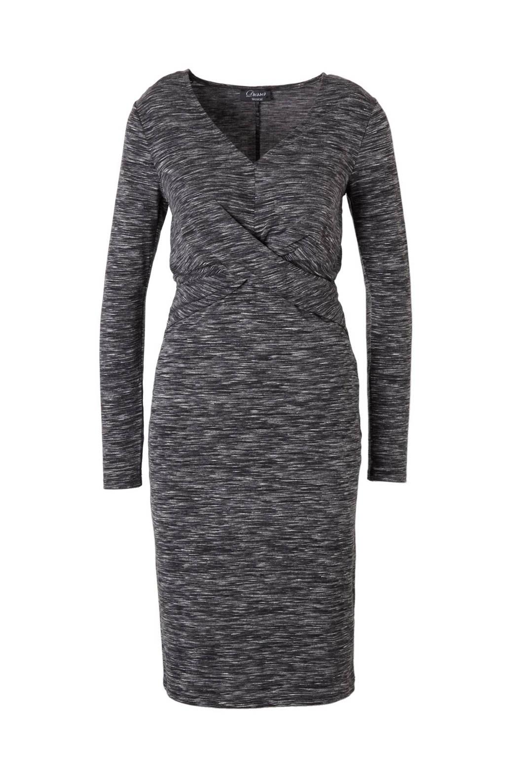 C&A Yessica jurk, Donkergrijs