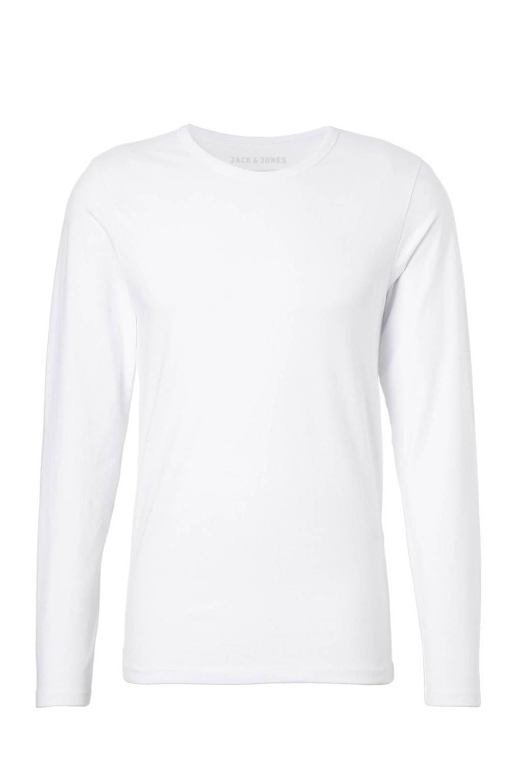 Jack & Jones T-shirt, Wit
