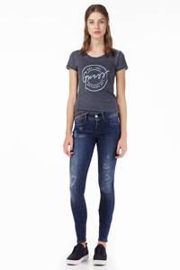 G-Star RAW Lynn super skinny fit jeans, Donkerblauw