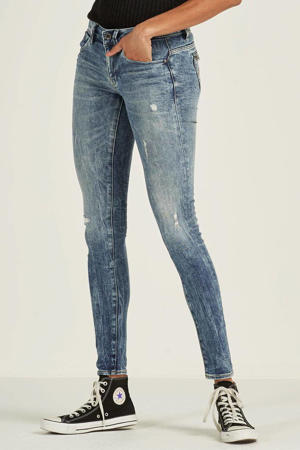 Midge Zip Mid skinny fit jeans