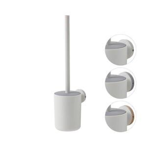Urban Toiletborstel met houder  Wit