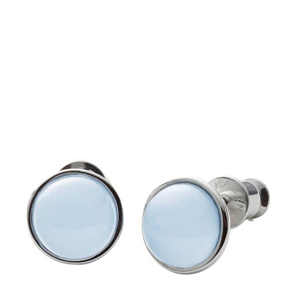 Skagen Sea Glass Dames Oorbellen SKJ0820040, Zilver