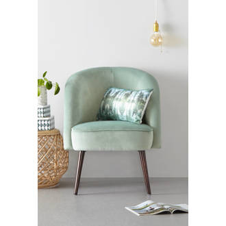 fauteuil Marilyn velours