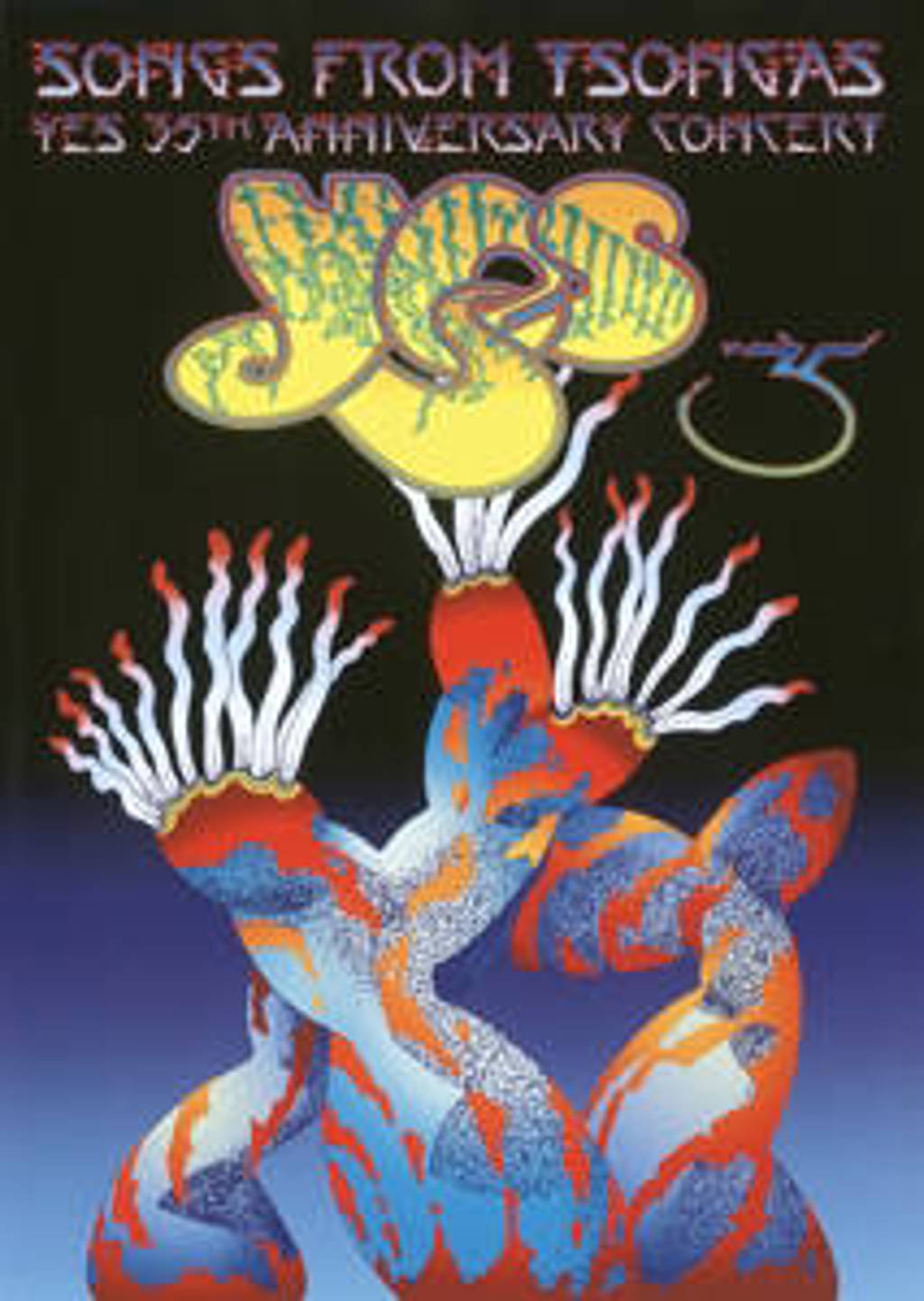 Yes - Songs From Tsongas (DVD)