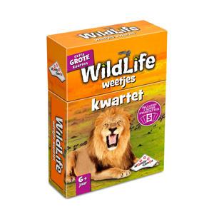 Wildlife weetjes kwartet kaartspel