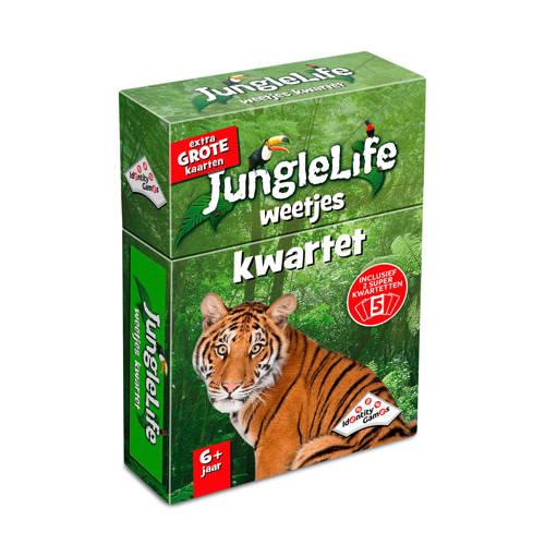 Jungle kwartet