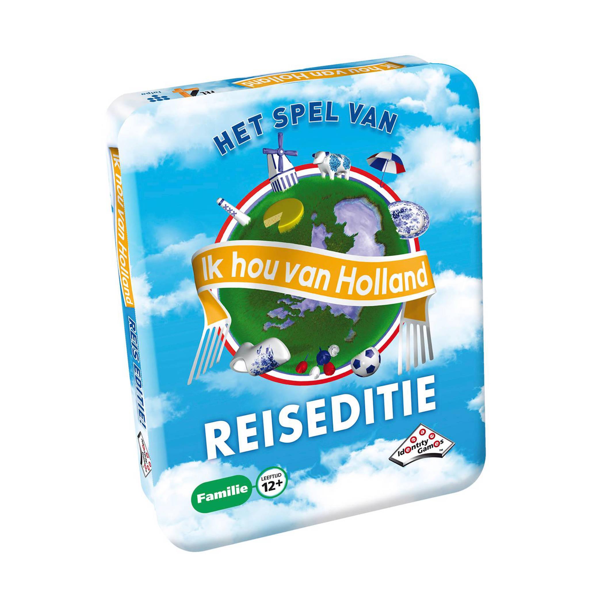 Ik Hou Van Holland Zitzak.Identity Games Ik Hou Van Holland Reisspel Wehkamp
