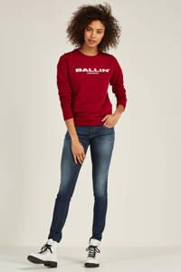 REPLAY Hyperflex Luz skinny fit jeans, Blauw
