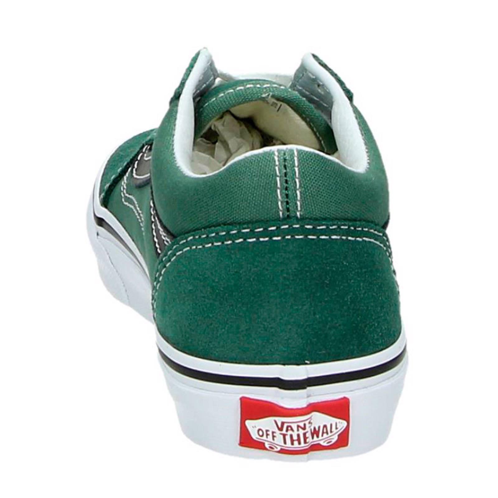 VANS Old Skool sneakers met suède kids   wehkamp