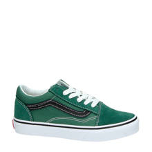 Old Skool sneakers met suède kids