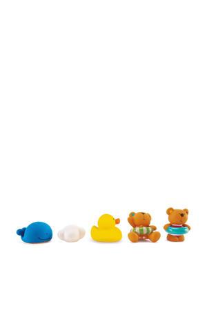 Teddy en vrienden badspeeltjes