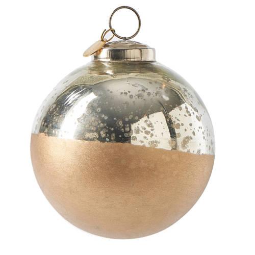 glazen kerstbal Estense (Ø10 cm)
