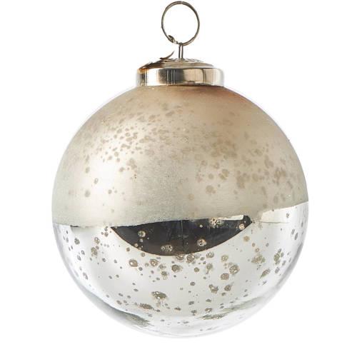 glazen kerstbal Miamare (Ø10 cm)