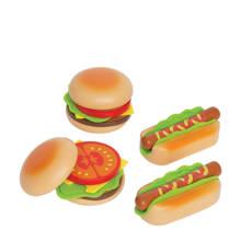 hamburgers & hotdogs speelset