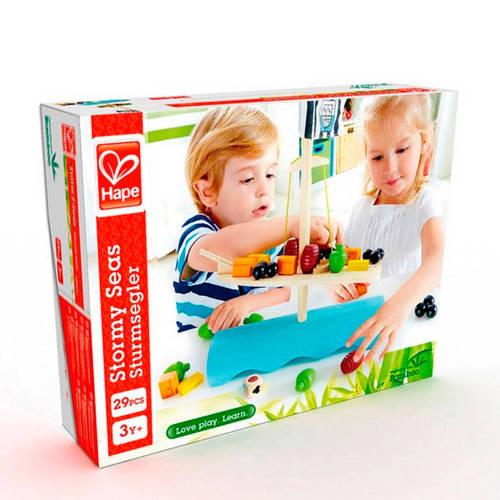 Hape Evenwichtsschip kinderspel kopen