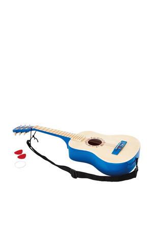 houten houten gitaar
