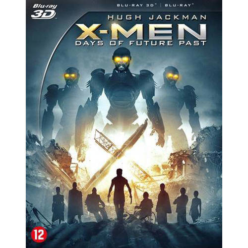 X-men - Days of future past (3D) (Blu-ray) kopen