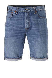 501 straight fit jeans short