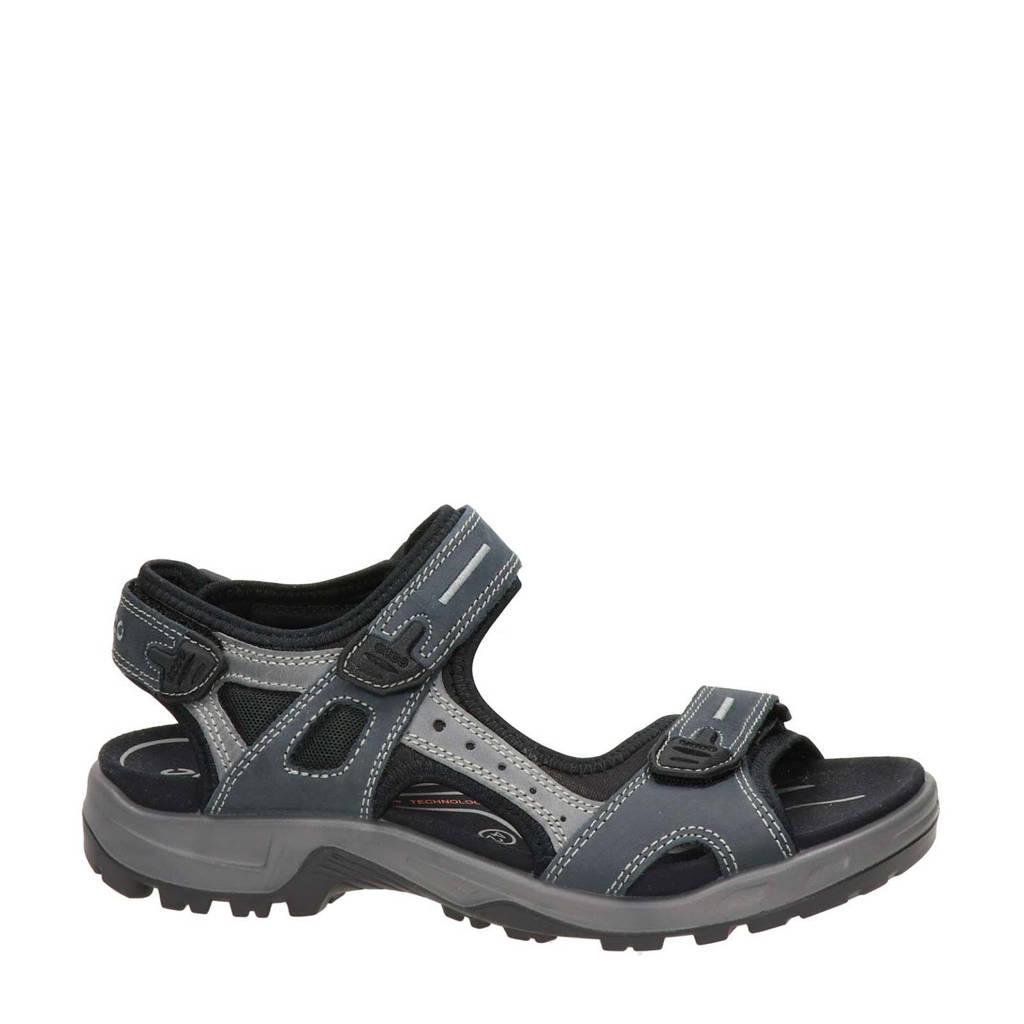 Ecco   Offroad outdoor sandalen, Antraciet
