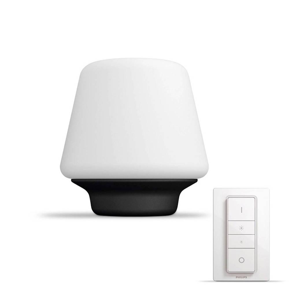 Philips Hue tafellamp Wellness, Wit/zwart