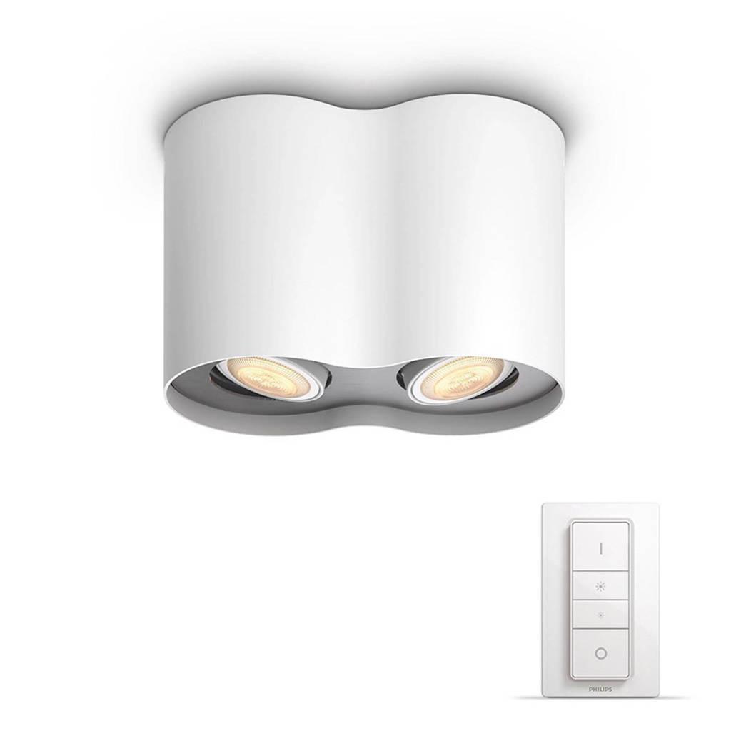 Philips Hue plafondspot Pillar, Wit
