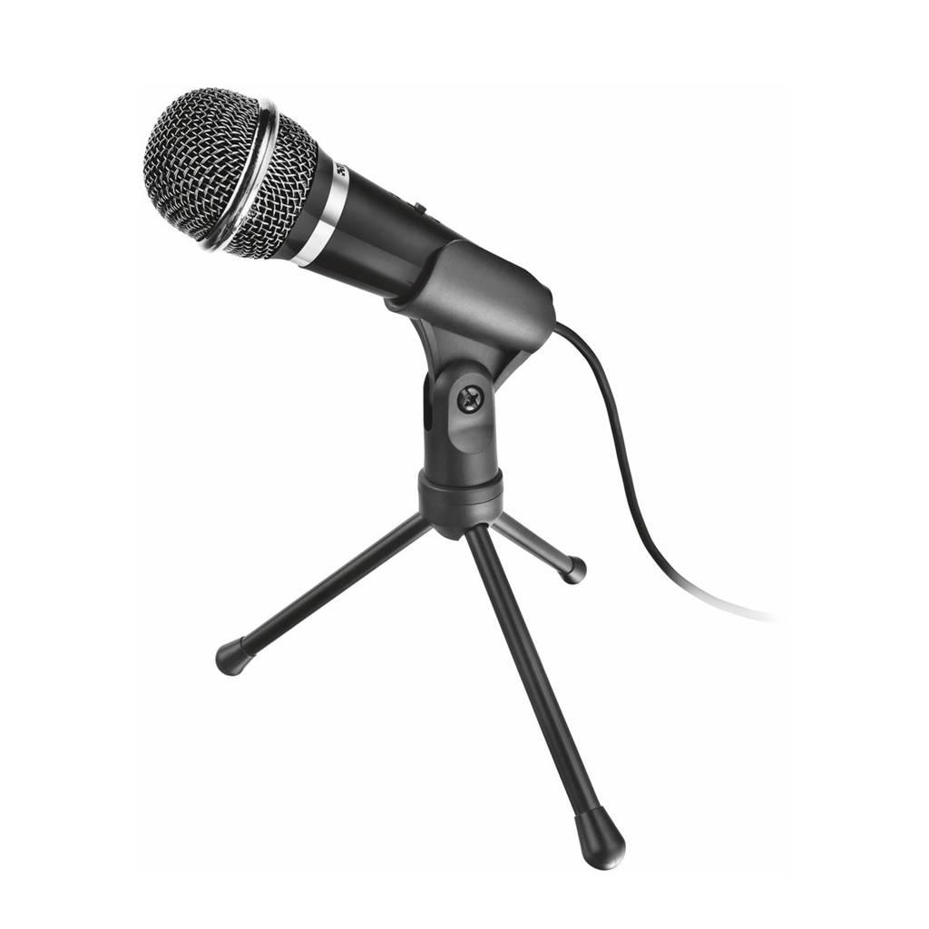 Trust Starzz All-round microfoon, Zwart