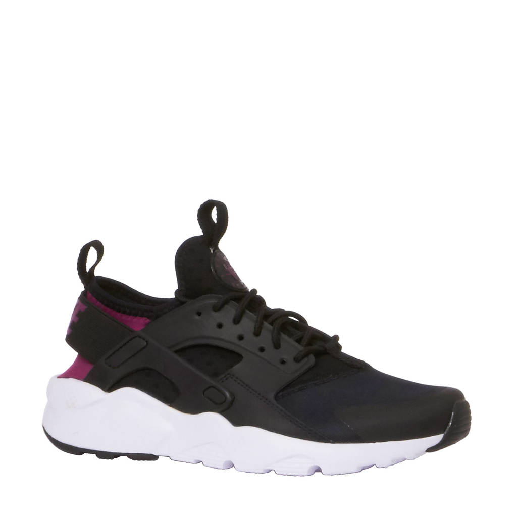 c301487cf47 Nike Air Huarache Run Ultra sneakers, Zwart/aubergine