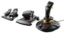 T-16000M FCS flight pack joystick (PC)