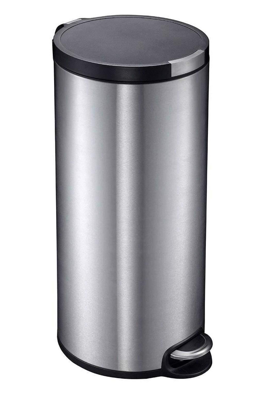 EKO Artistic 30 liter pedaalemmer, Mat rvs