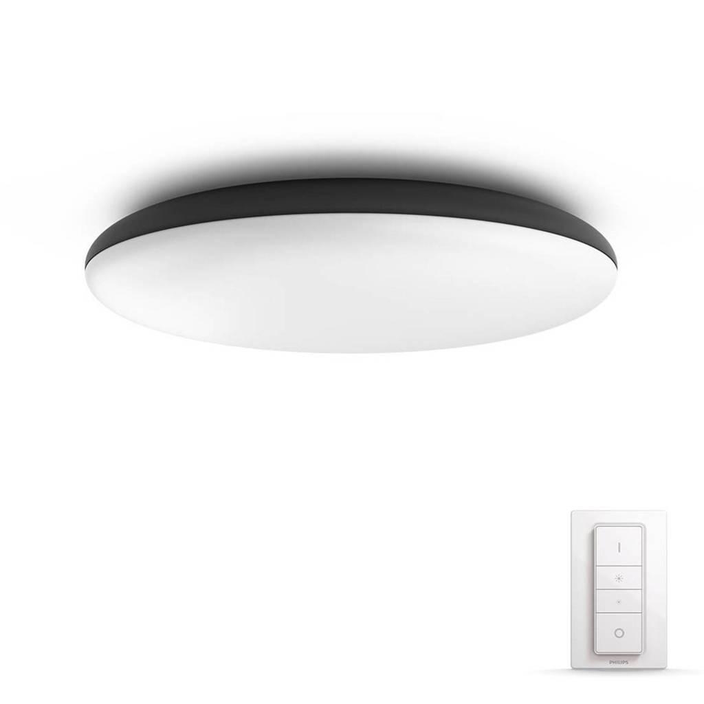 Philips Hue plafondlamp Cher, Zwart