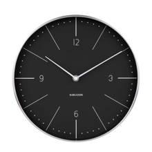 Klokken wandklok Normann Numbers (Ø27,5 cm)
