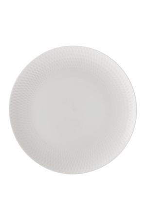 Diamonds Round ontbijtbord (Ø23 cm) (set van 2)