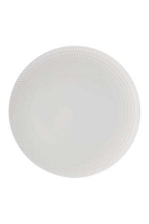 Diamonds Round dinerbord (Ø27 cm) (set van 2)