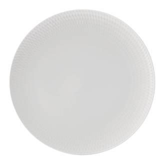 Diamonds Round dinerbord (Ø27 cm) (set van 2)
