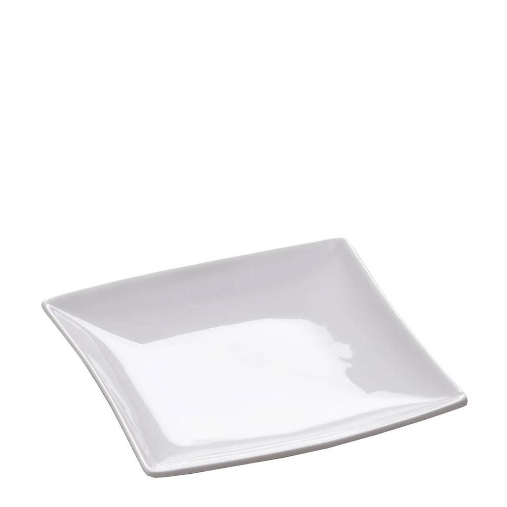 Maxwell & Williams East Meets West gebaksbord (13x13 cm) (set van 2), Durable Porcelain