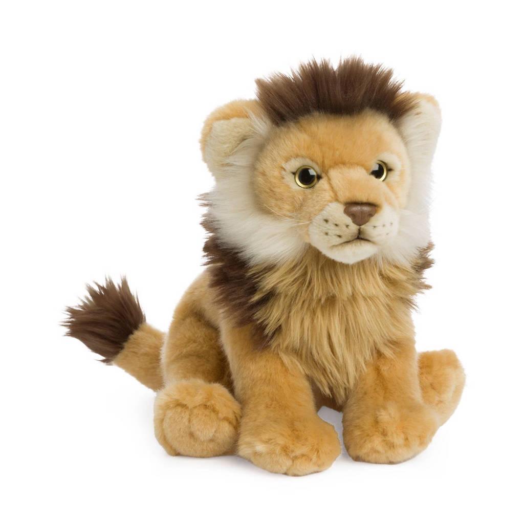 WWF leeuw knuffel 23 cm