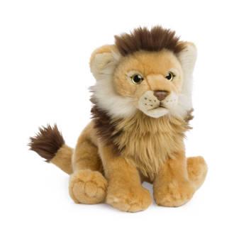 leeuw knuffel 23 cm