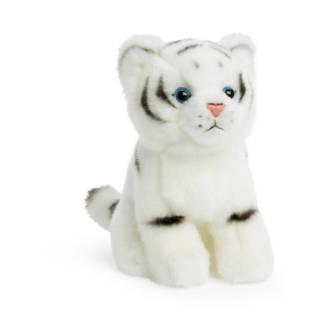 witte tijger knuffel 15 cm