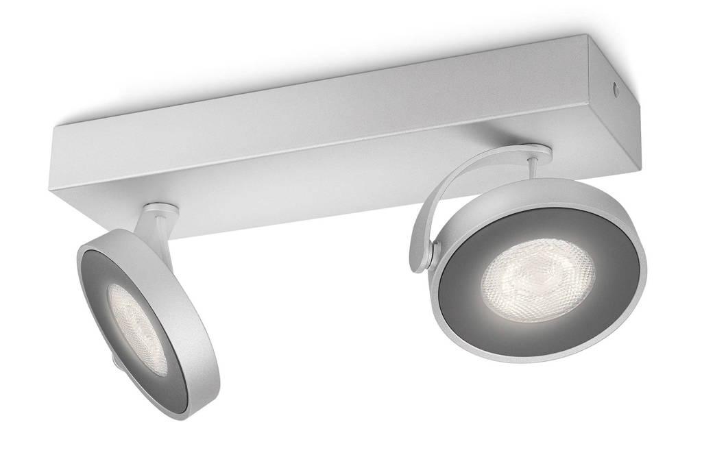 Philips myLiving Clockwork spotlamp, Grijs