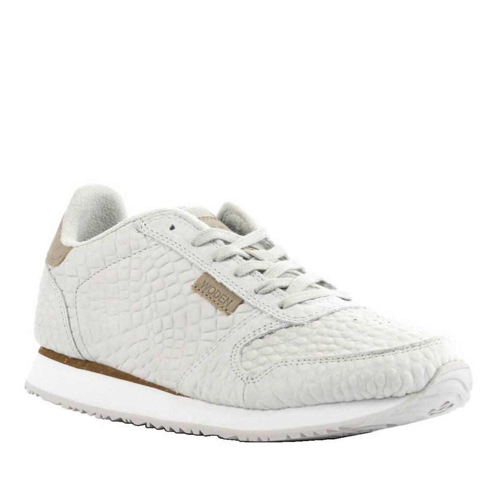 Woden   Ydun sneakers, Lichtgrijs
