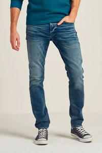 JACK & JONES JEANS INTELLIGENCE slim fit jeans Glenn blue denim, Blue denim