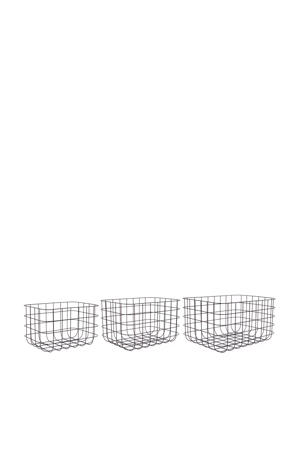 manden Grid (set van 3)