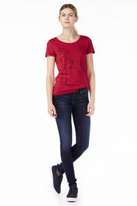 Pepe Jeans Pixie skinny fit jeans, Donkerblauw