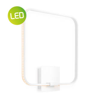 LED wandlamp Quad