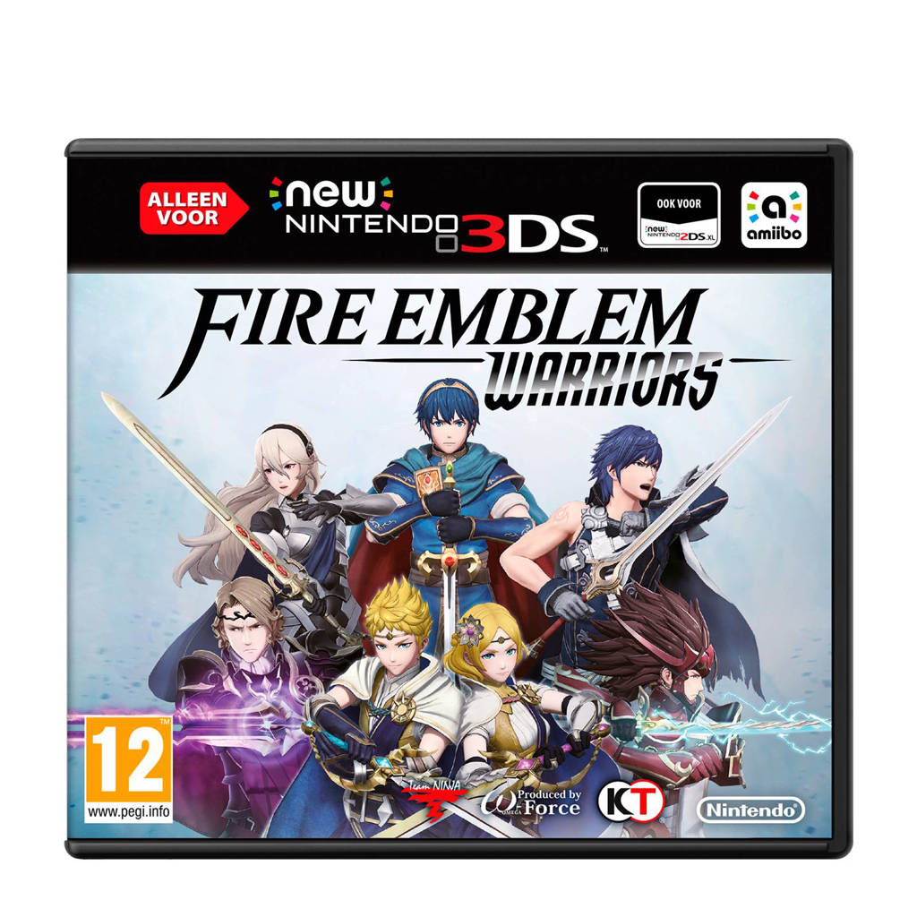Fire Emblem Warriors (Nintendo 3DS)