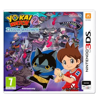 Yo Kai Watch 2 Droomfantomen (Nintendo 3DS)