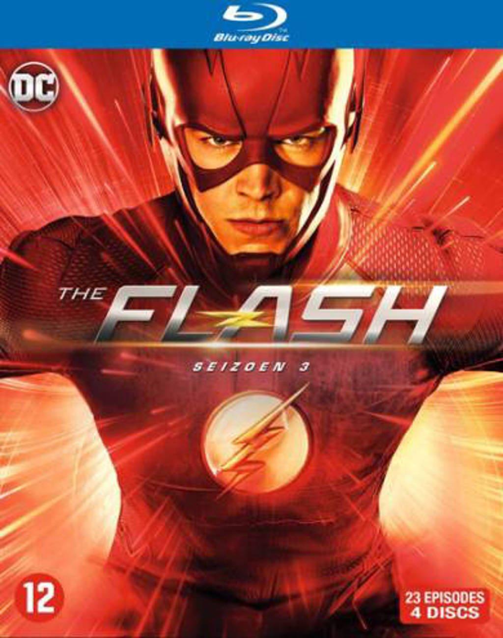 Flash - Seizoen 3 (Blu-ray)