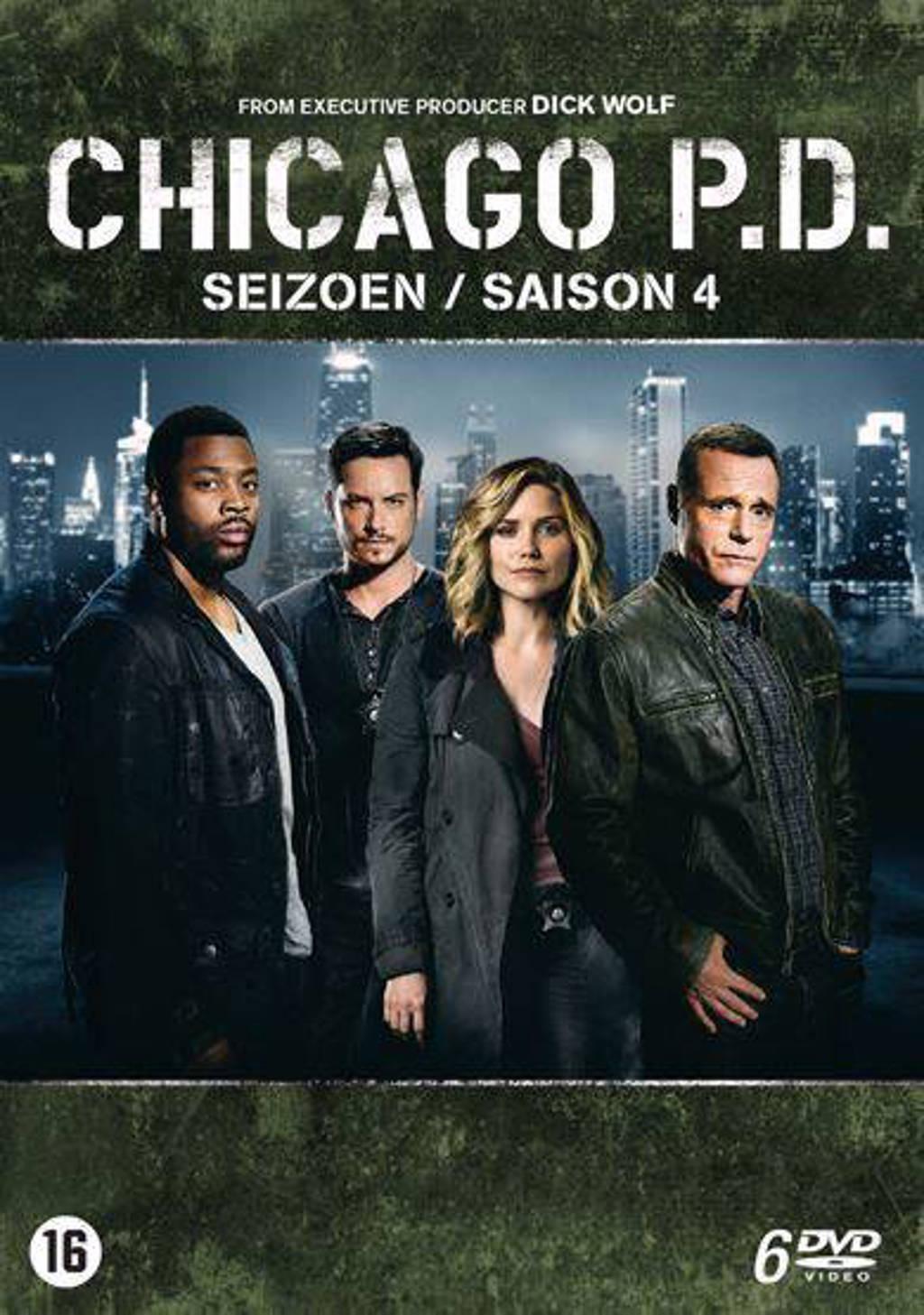 Chicago PD - Seizoen 4  (DVD)